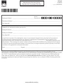 Form Rts-6c - Employee's Consent Form Reciprocal Coverage Election - 2013