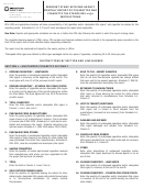 Instructions For Form Das-29 - Resident Stamp Affixing Agency Monthly Report Of Cigarettes And Cigarette Tax Stamps