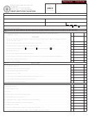 Form 2823 - Credit Institution Tax Return