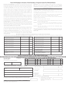 Form Va-6 - Employer's Annual Or Final Summary Of Virginia Income Tax Withheld Return