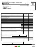 Form Boe-501-ff - Hazardous Waste Facility Fee Return - Federal - Annual
