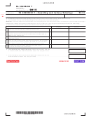 Form Pa-40 Schedule T - Gambling And Lottery Winnings - 2015