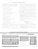 Form 200 - Virginia Litter Tax Return