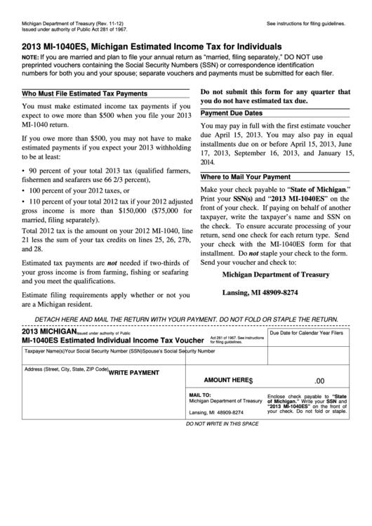 georgia state estimated tax form 2013