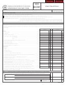 Form Mo-nrf - Nonresident Fiduciary Form - 2012
