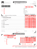Form Dr-142 - Solid Mineral Severance Tax Return