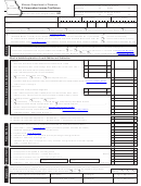 Form Mo-1120s - S Corporation Income Tax Return