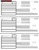 Form Mo-1040es - Estimated Tax Declaration For Individuals - 2013