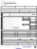 Form Mo-1065 - Partnership Return Of Income - 2013
