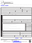 Form Mo-8826 - Disabled Access Credit