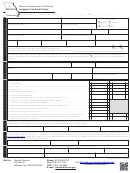 Form Mo-atc - Adoption Tax Credit Claim