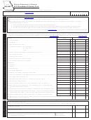Form Mo-nrf - Nonresident Fiduciary Form - 2013