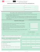 Form D-2210 - Underpayment Of Estimated Income Tax By Individuals - 2012