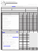 Form Mo-nrs - Schedule Mo-nrs - S Corporation Nonresident Schedule