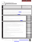 Form Mo-shc - Self-employed Health Insurance Tax Credit
