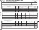 Form 3726 - California Deferred Intercompany Stock Account (disa) And Capital Gains Information - 2014