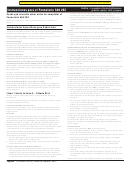 Instrucciones Para El Formulario 540 2ez - Declaracion De Impuesto Sobre El Ingreso De Residente De California - 2013