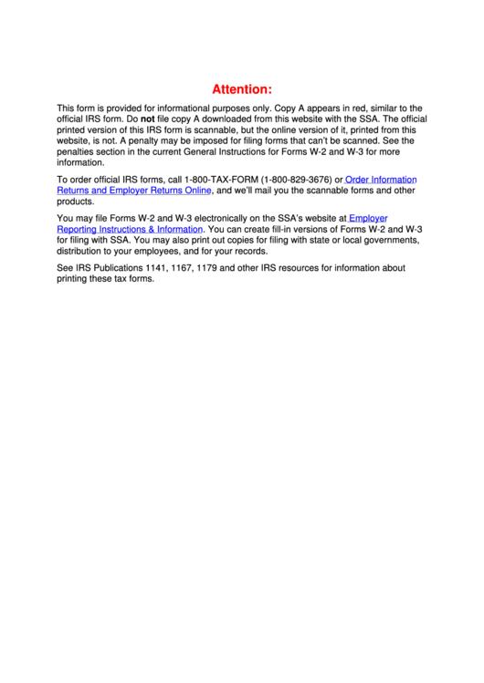 Form W-2vi - U.s. Virgin Islands Wage And Tax Statement - 2013 Printable pdf