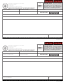 Form 4854 - Employer Withholding Tax Refund Request