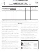 Form Et-99 - New York Estate Tax Waiver Notice