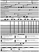 Form 13614nr - Nonresident Alien Intake And Interview Sheet