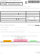 Form Fit-168 - Vermont Application For Extension Of Time To File Vermont Fiduciary Tax Return