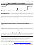 Form 14411 - Systemic Advocacy Issue Submission Form
