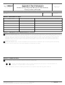 Form 14568-h - Appendix C Part Ii Schedule 8 - Failure To Pay Required Minimum Distributions Timely Under 401(a)(9)