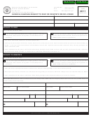 Form 4811 - Parental/guardian Request To Deny Or Reinstate Driver License