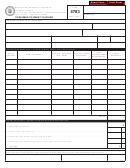 Form 4783 - Consumer Payment Voucher
