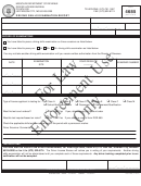 Form 4685 - Driving Skills Examination Report