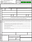 Form 4576 - Abandoned Property Affidavit