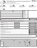 Form Wcs-1 - Public Safety Communications Surcharge Return