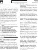 Instructions For Form Dr-309632n - Wholesaler-importer Fuel Tax Return - 2015