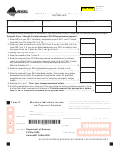 Form Ext-12 - Extension Payment Worksheet - 2012