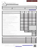 Form Mo-c - Missouri Dividends Deduction Schedule