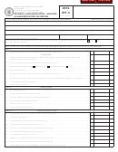 Form Int-3 - Savings & Loan Association-building & Loan Association Tax Return - 2012