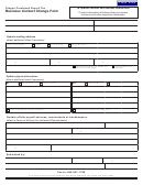 Form 150-211-159 - Business Contact Change Form