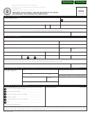Form 4424 - Request For National Driver Register File Check On Current Or Prospective Employee