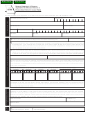 Form 570 - Application For Missouri Historic Or Personalized Historic License Plates