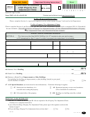 Form Hs-122 - Vermont Homestead Declaration And Property Tax Adjustment Claim - 2014