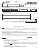 Form Wh-435 - Vermont Estimated Income Tax Payments For Nonresident Shareholders, Partners Or Members