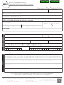 Form 5454 - Request To Obtain Interactive Driver Records