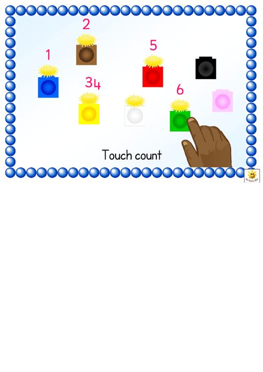 Visual Maths Targets Classroom Poster Template printable pdf