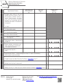 Form 4347 - Apportionment Schedule - Bank Franchise Tax