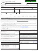 Form 4318 - Military Application With Power Of Attorney (for Persons Mobilized And Deployed With The Us Armed Forces)