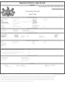 Form Mdjs 1200 - Criminal Docket - 2017