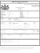 Form Mdjs 1200 - Criminal Docket - 2015