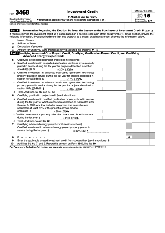 Irs Form 3468 Ibovnathandedecker