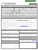 Form 4317 - Mail-in Driver License Application